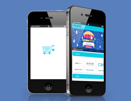 Shopping Hub ecommerce-store