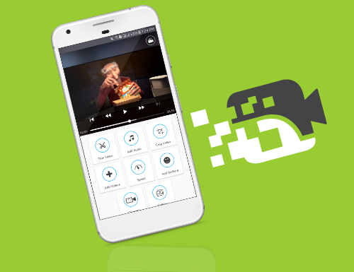 VEditor video editing app